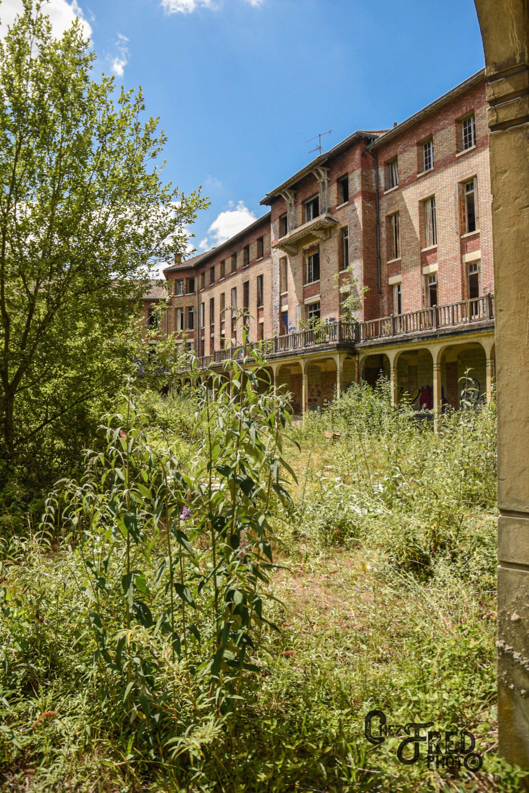 Urbex Sanatorium